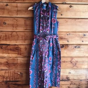 L.L.Bean Sleeveless Dress
